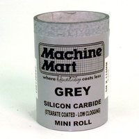 National Abrasives Silicon Carbide Paper - 5m Roll, 400 Grit