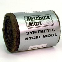 National Abrasives Synthetic Steel Wool - 120 Grit