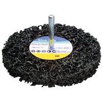 National Abrasives 100mm Diameter Heavy Duty Aluminium Oxide Rust Remover