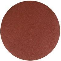 Machine Mart 50 x Alu  Oxide Sanding Disc 125mm Dia    Med