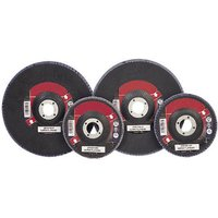 National Abrasives 115mm Flap Disc 120G