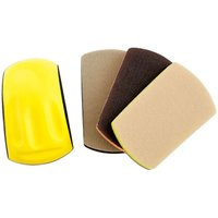 Machine Mart Xtra Power-Tec - Four Piece Sanding Pad Kit