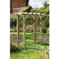 Forest Forest 245x182x136cm Ultima Pergola Arch
