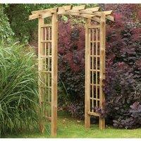 Machine Mart Xtra Forest 220x134x80cm Ryeford Garden Arch