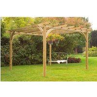 New Forest 280x360x360cm Ultima Pergola Kit