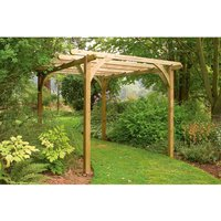Forest Forest 270x270x270cm Ultima Pergola Kit