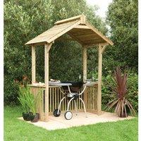 Forest Forest Garden/BBQ Shelter