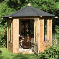 Machine Mart Xtra Forest Henley Summerhouse