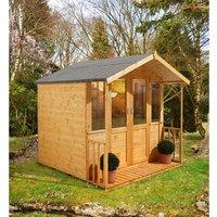 Forest Forest Maplehurst Summerhouse (Assembled)