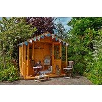 Forest Forest Hollington Summerhouse (Assembled)