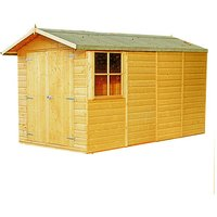 Shire Shire Jersey 7 x 13 Shed