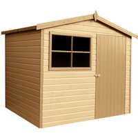 Click to view product details and reviews for Shire Shire Wroxham 8 X 6 Heavy Frame Shed.