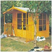 Shire Shire Winton 8 x 6 Summerhouse