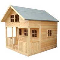 Shire Shire 8 x 9 Lodge Playhouse