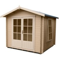 Shire Shire Barnsdale 9 x 9 Wooden Cabin