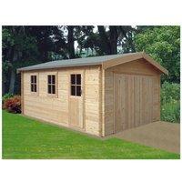 Shire Shire Bradenham 13 x 15 Log Cabin