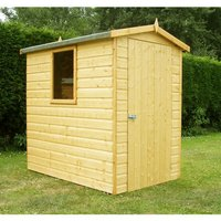 Shire Shire 6 x 4 Hi Spec Apex Shed