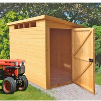 Shire Shire 6 X 8 Security Pent Shed
