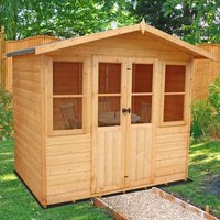 Machine Mart Xtra Shire 7 x 5 Haddon Summerhouse