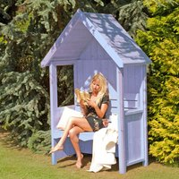 Machine Mart Xtra Shire 4 x 2 Forget Me Not Arbour