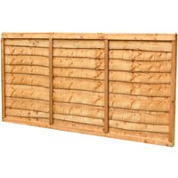 Forest Forest 6x3ft Trade Lap Fence Panel 20 Pack