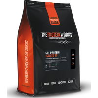 The Protein Works Soy Protein 90 Isolate Choc Peanut Cookie              Produktbild