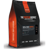 The Protein Works Total Mass Matrix Vanillecreme              Produktbild