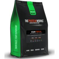 The Protein Works Vegan Protein Erdbeer-Sahne              Produktbild