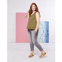 Stretch-7/8-Jeans Tabea