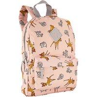 Lieve 'bambi bag', want niemand kan de grote ogen toch weerstaan?! handige canvas tas met verstelbare ...