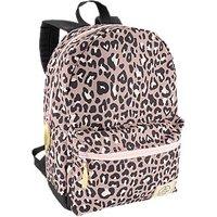 Rock & roarr met deze all over tijgerprint rugtas. de tas heeft verstelbare schouderbanden en een handige ...