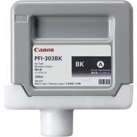 Canon PFI-303 BK - noir - originale - réservoir d'encre