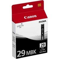 Canon Pgi-29Mbk noir mat Cartouche d'encre