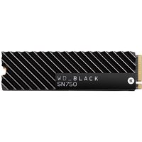 'Wd 2tb Sn750 Pcie M.2 Nvme Black Internal Ssd