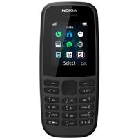 Nokia 105 Mobile Phone 1.8in