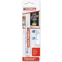 'Edding 4095 Chalk Marker White Pen