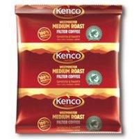 Kenco Westminster Medium Roast Filter Coffee 3 Pint per 60g Sachet (Pa