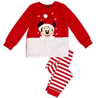 ShopDisney ES|Pijama mullido infantil Mickey Mouse, Holiday Cheer, Disney Store