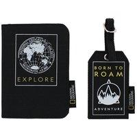ShopDisney ES|Set portadocumentos y etiqueta maleta National Geographic, Disney Store