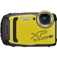 Fujifilm FinePix XP140 Digital Action Camera Yellow