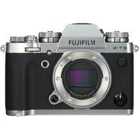 Fujifilm X-T3 Mirrorless Camera Silver