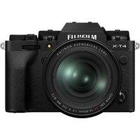 Fujifilm X-T4 Mirrorless Camera With XF 16-80mm f/4 Lens Kit Black