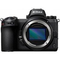 Nikon Z 6 Mirrorless Camera + FTZ Mount Adapter