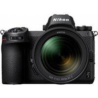 Nikon Z7 Full Frame Mirrorless Camera + 24-70mm f/4 S Lens + FTZ Mount Adapter