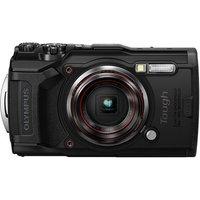 Olympus Tough TG-6 Action Camera Black