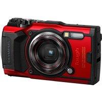 Olympus Tough TG-6 Action Camera Red