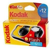Kodak Fun Flash 27 exp + 12 free