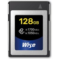 Wise Advanced 128GB CFexpress Memory Card