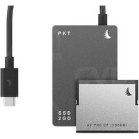 Angelbird Match Pack for the Blackmagic Pocket Cinema Camera 4K Grey