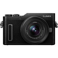 Panasonic Lumix DC-GX880 Mirrorless Camera With 12-32mm OIS Lens Black